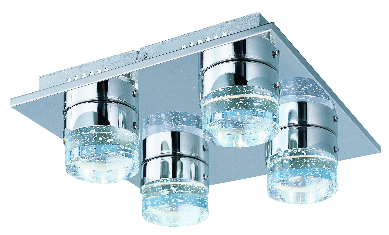 Fizz iv 4 light led flush mount flush mount maxim lighting fizz iv arubaitofo Images
