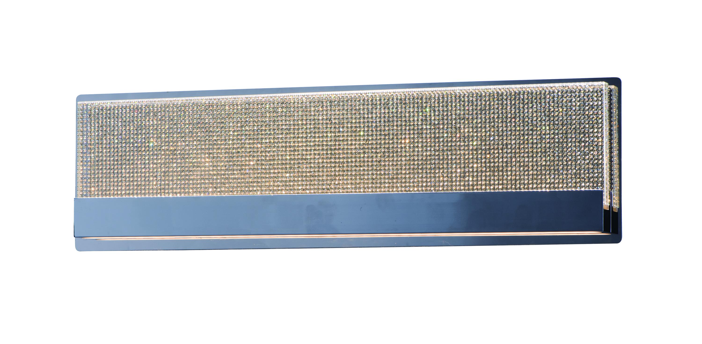 Galaxy Lighting Hilton 2 Light Bathroom Vanity: Sparkler LED Wall Sconce