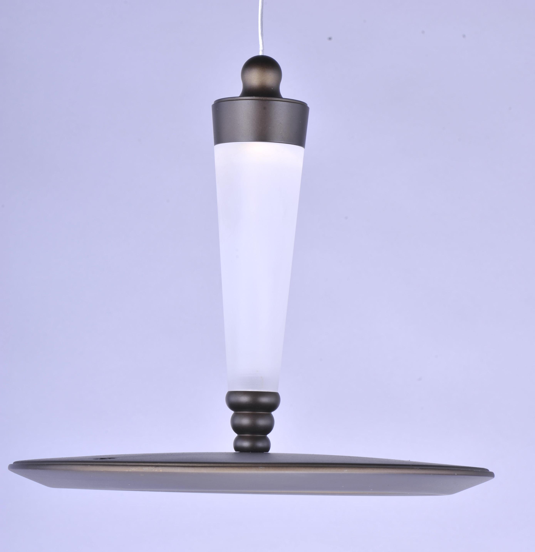 Hilite 9 Light Led Pendant Multi Maxim