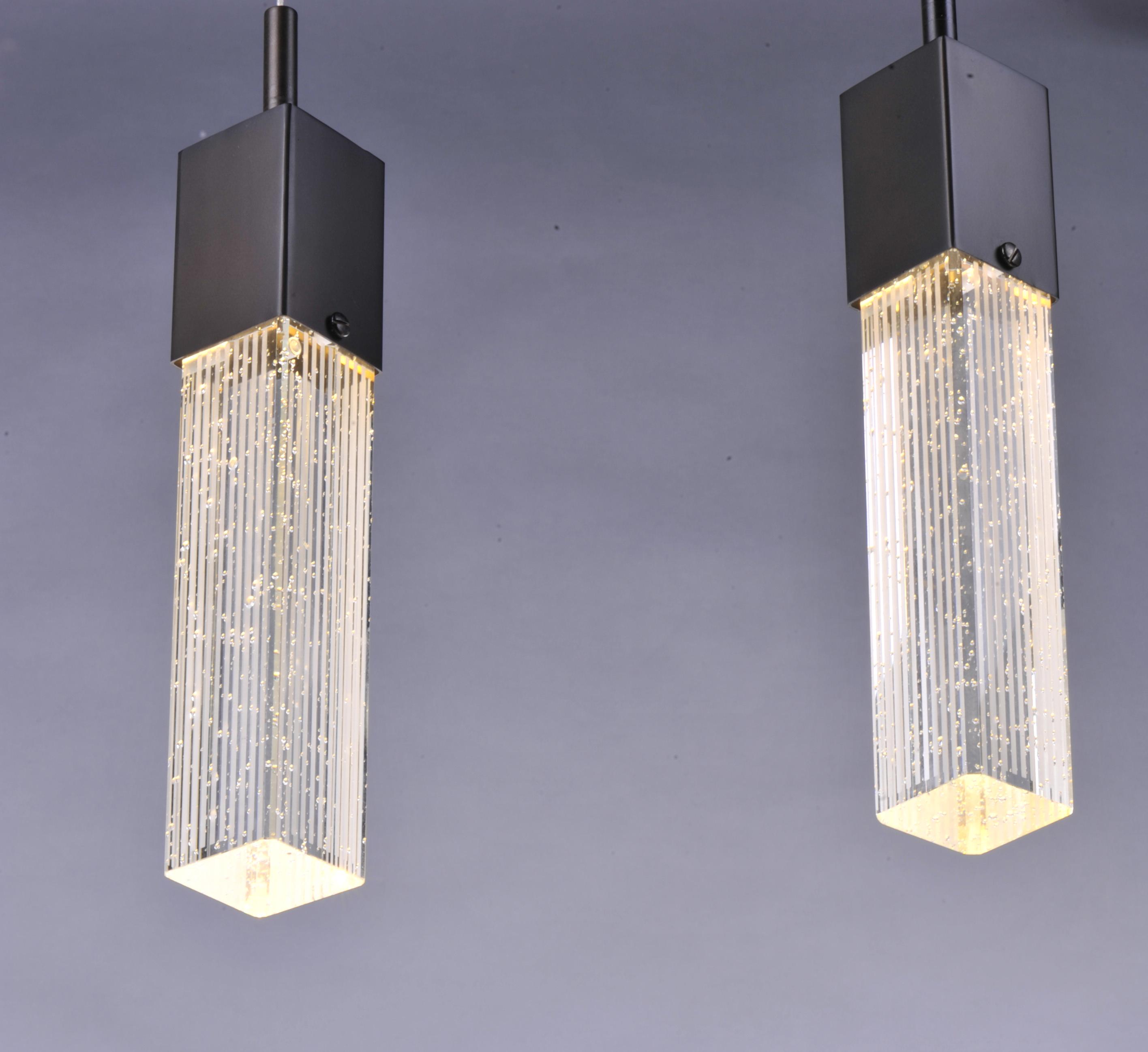 Fizz Iii 3 Light Led Pendant
