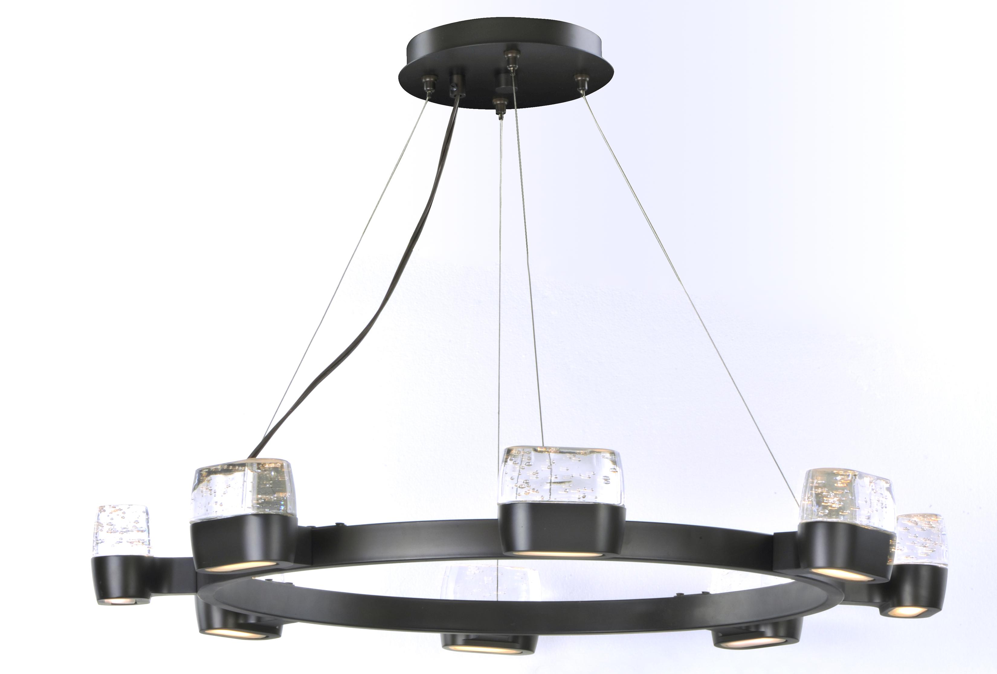 Volt LED 16 Light Pendant