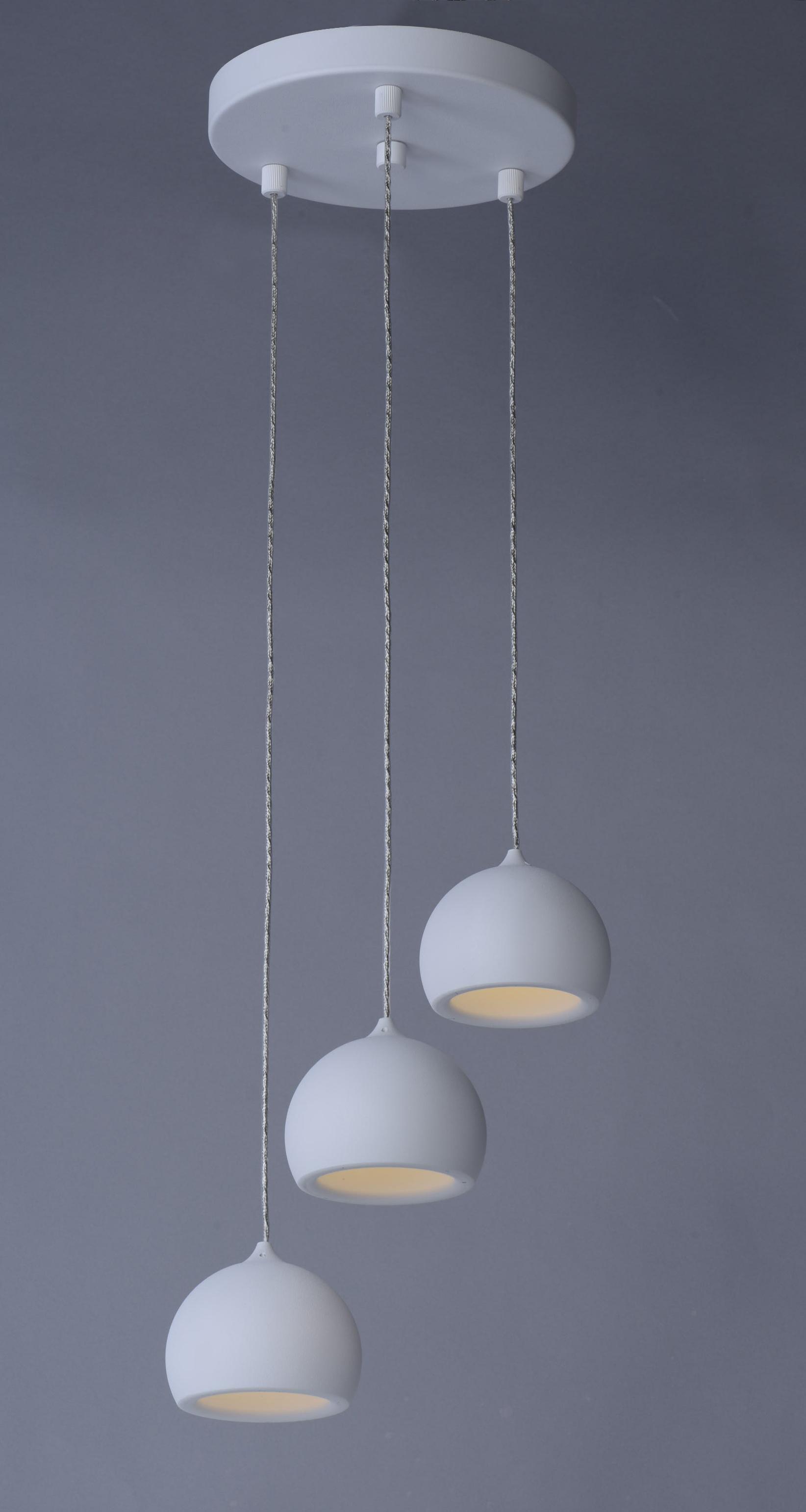 Alumilux LED 3-Light Pendant