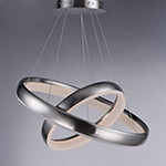Innertube 2-Tier LED Pendant