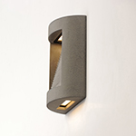 Boardwalk Small LED Outdoor Wall Sconce