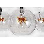 Starburst 19-Light Pendant