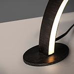 Arc 1-Light LED Table Lamp