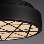 Intersect LED Flush Mount