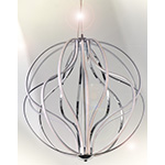 Aura LED 10-Light Pendant