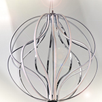Aura 18-Light LED Pendant