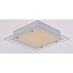 Contempra 2-Light Flush Mount