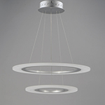 Saturn II LED 2-Light Pendant