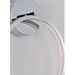 Hoops LED Wall Sconce