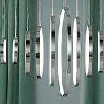 Hoops 11-Light LED Pendant