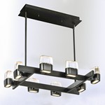 Volt LED 16-Light Pendant