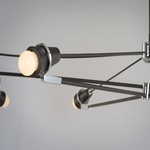 Bounce LED 10-Light Pendant