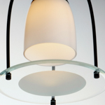 "Focal Point 10"" LED Pendant"