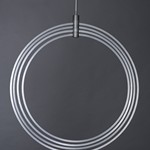 Concentric LED Pendant