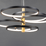Hoopla LED Pendant