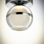 Swank 1-Light Wall Sconce/Flush Mount