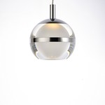 Swank 8-Light Pendant