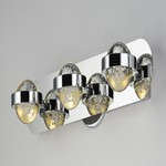 Cosmo LED 3-Light Bath Vanity