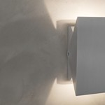 Alumilux: Tilt LED Outdoor Wall Sconce