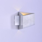 Alumilux: Facet LED Outdoor Wall Sconce