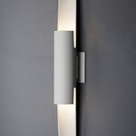 Alumilux: Runway LED Outdoor Wall Sconce