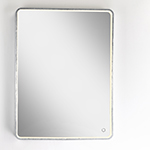 LED Rectangular Mirror
