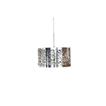 Inca 10-Light RapidJack Pendant and Canopy