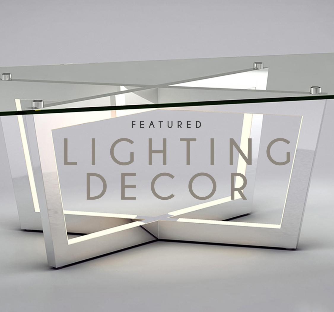 Click here to view Lighting Decor