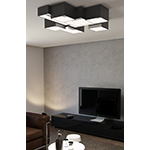Collage LED Flush/Wall Mount