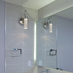 Fizz IV 1-Light LED Wall Sconce