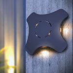 Alumilux DC LED Wall Sconce