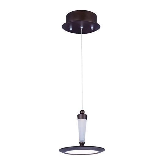 Hilite 1 Light Led Pendant Single Maxim Lighting