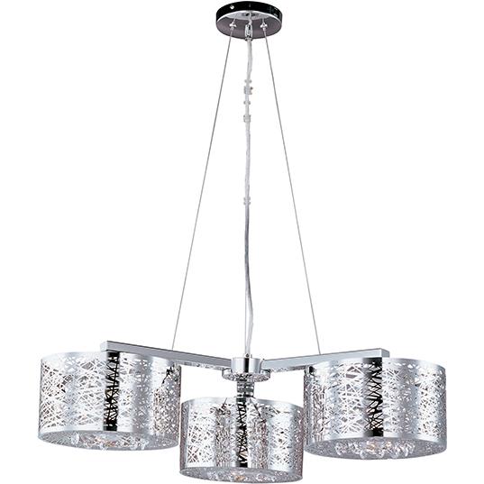 ... Inca 3-Light Pendant. E21303-10PC  sc 1 st  ET2 Contemporary Lighting & Inca 3-Light Pendant - Multi-Light Pendant - Maxim Lighting azcodes.com