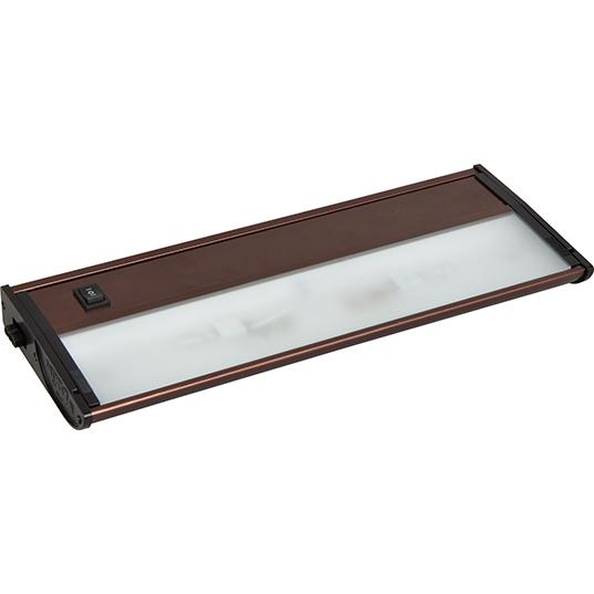 xenon task lighting under cabinet 2light xenon under cabinet e57451brz etxenon12vlx cabinet maxim lighting