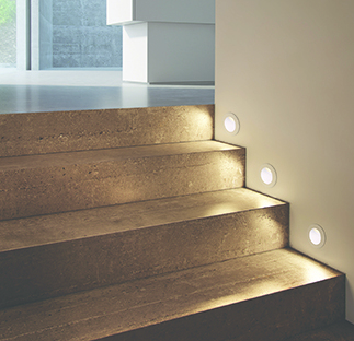Alumilux Step Light